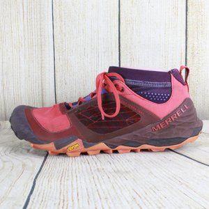 MERRELL Lightweight Sneaker Trail Running Shoes 10
